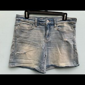 Anthropologie Jean Shorts by Pilcro